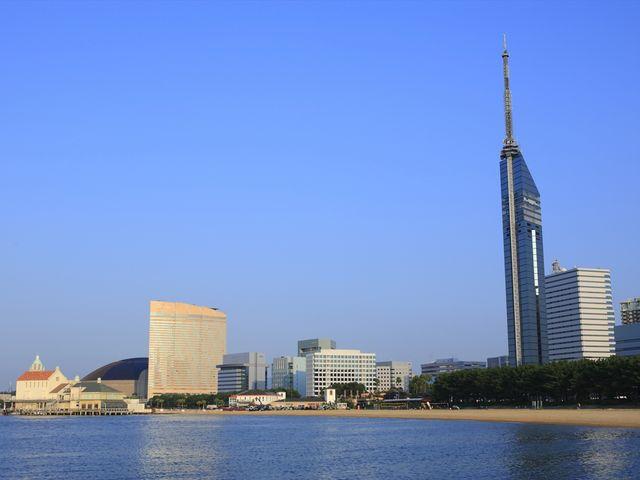 「福岡タワー」の画像検索結果