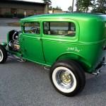 Killer 1930 Ford Street Rod Sweet Pea The H A M B
