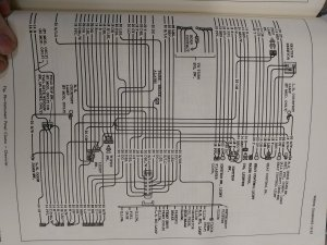 1966 Chevy pickup dash wiring diagram? | The HAMB