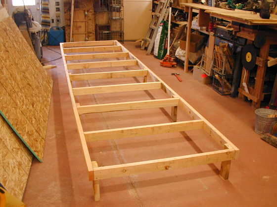 Hot Rods Need Some Ideas For A Chassis Table The HAMB