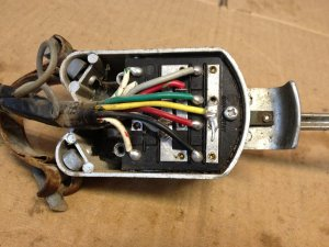Technical  Signal Stat 900 11 wire turnsignal switch