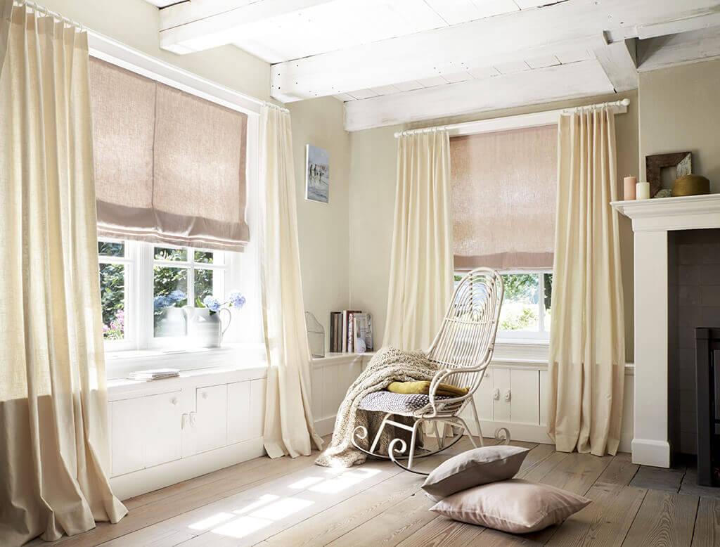 passende sichtschutzideen fur ihr wohnzimmer