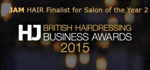 British hairdressing Awards 2015