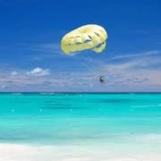 parasailing in Ocho Rios Jamaica