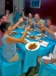 Jamaica vacation rentals villas group dining experience