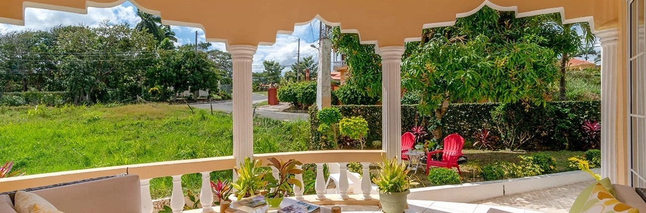 Jamaica all inclusive villa in Ocho Rios