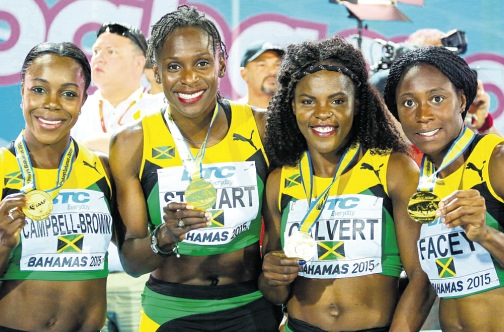 Jamaica Street | Jamaica Completes World Relays With Five ...