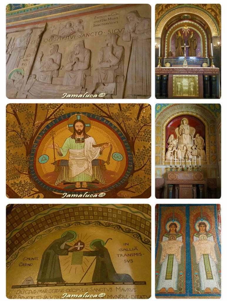 Abbazia di Montecassino - Cripta