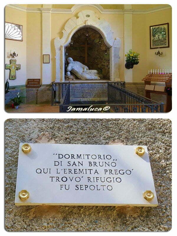 Dormitorio di San Bruno a Santa Maria del Bosco