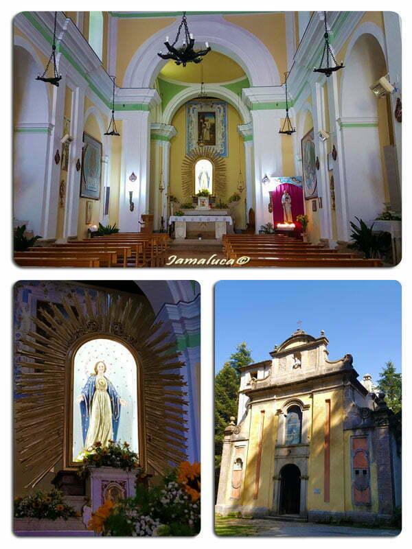 Serra San Bruno - Santuario Santa Maria del Bosco
