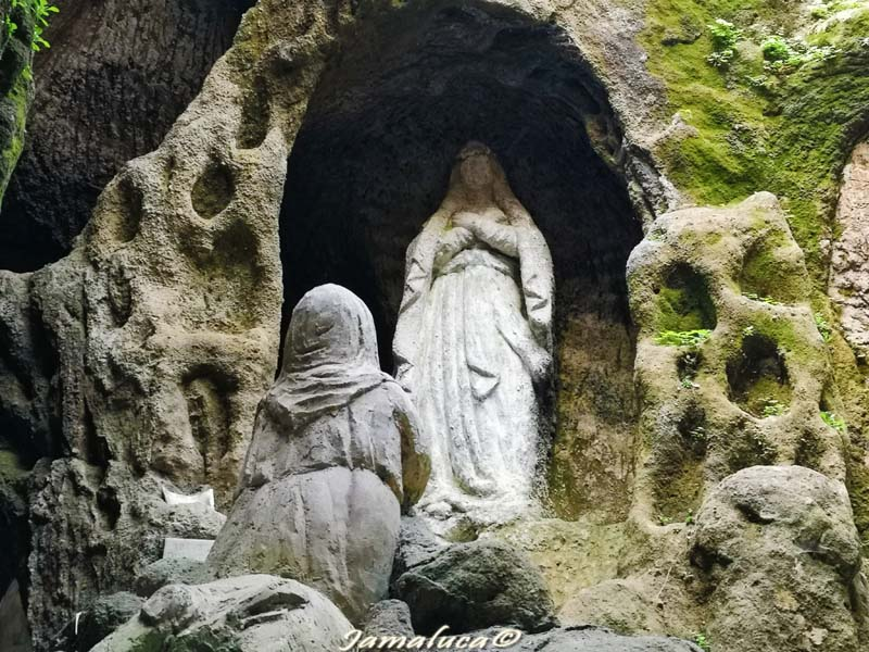 Chiesa di Piedigrotta - Madonna di Lourdes