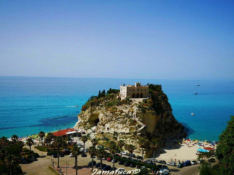 Cosa vedere a Tropea - Santa Maria dell'Isola