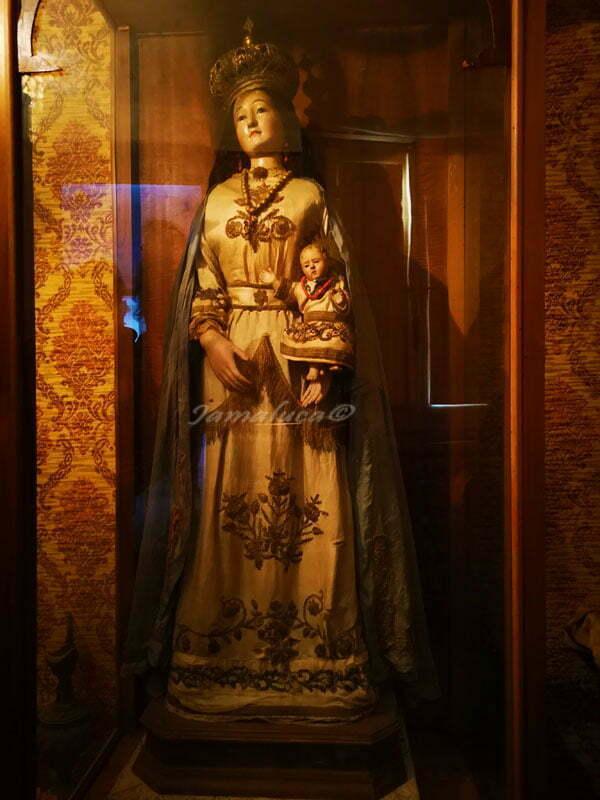 Statua della Madonna di Termine