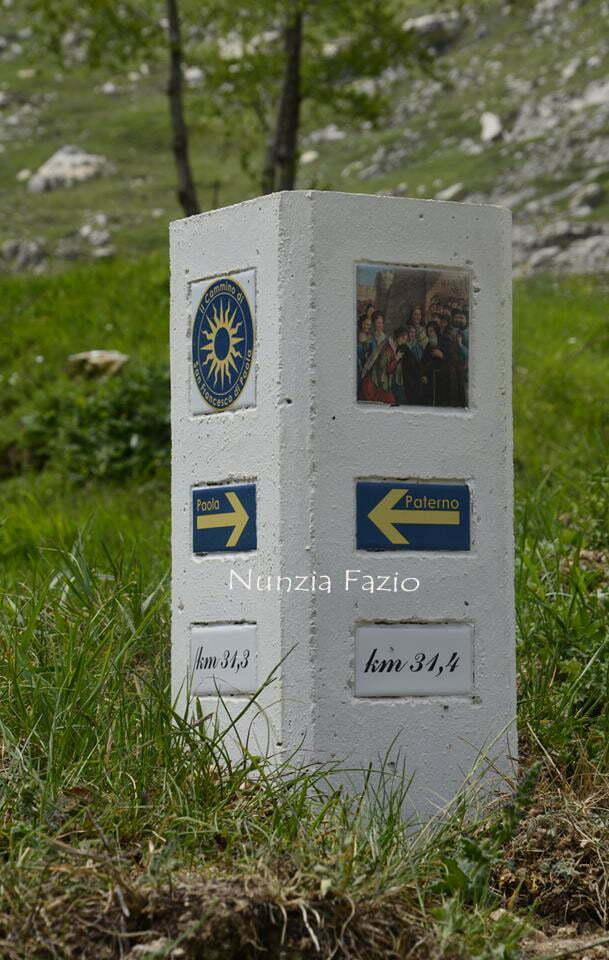 Cammino di San Francesco di Paola