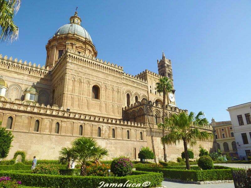 Siti Unesco in Sicilia - Percorso Arabo Normanno - Palermo