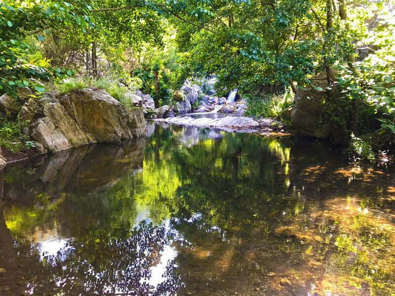 Mesoraca - Parco Fluviale del Vergari
