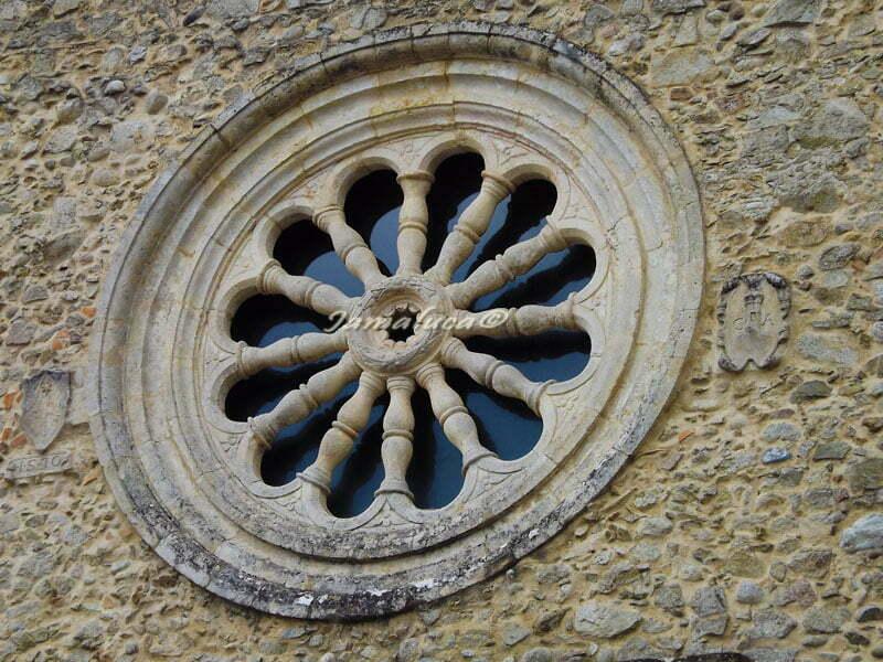 Caccuri - Rosone di Santa Maria del Soccorso