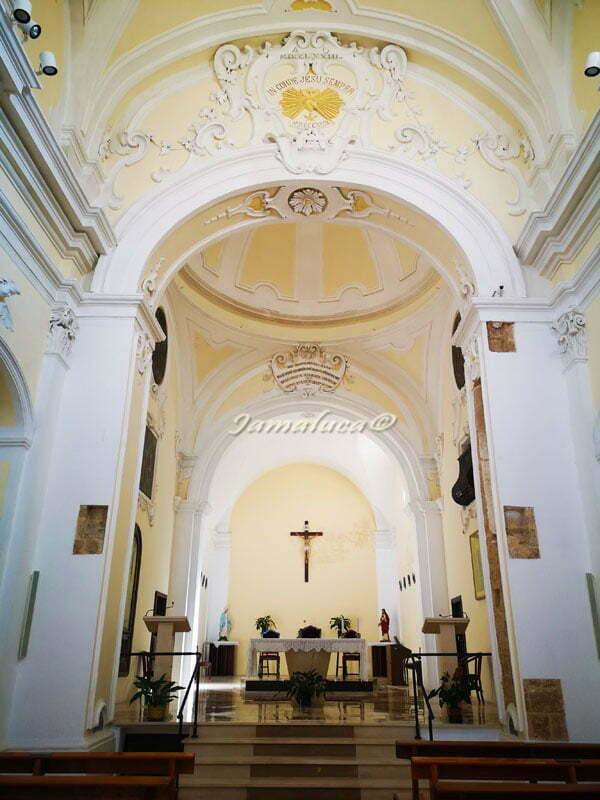 Oria - Chiesa di San Francesco di Paola