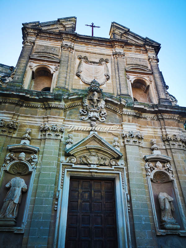 Oria - Chiesa di San Giovanni Battista