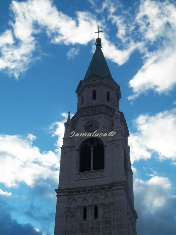 Cortina D'Ampezzo - Campanile
