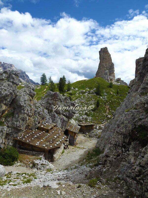 Escursione alle 5 Torri Museo Grande Guerra Dolomiti