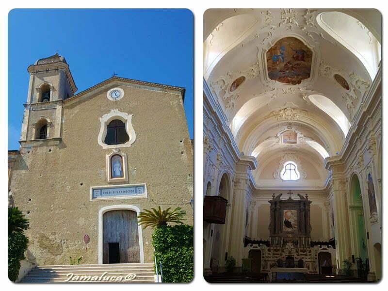 Altomonte - Chiesa di San Francesco di Paola