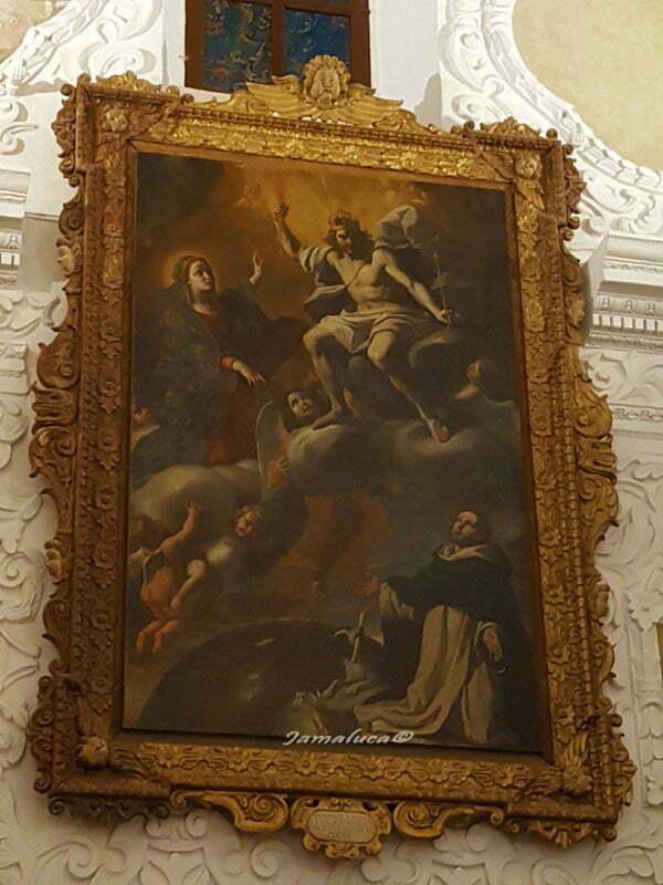 Mattia Preti a Taverna Chiesa di San Domenico