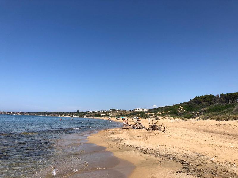 Isola Capo Rizzuto - Spiaggia Sovereto