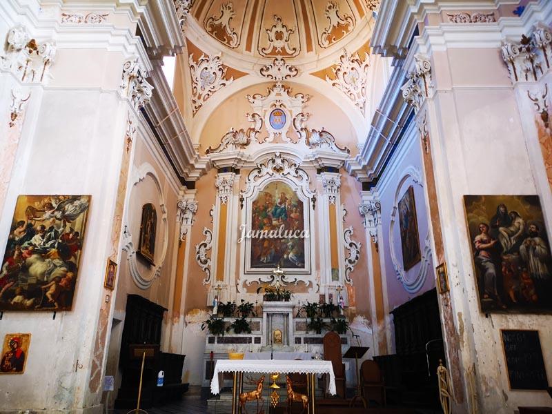 Chiesa Matrice Fiumefreddo Bruzio