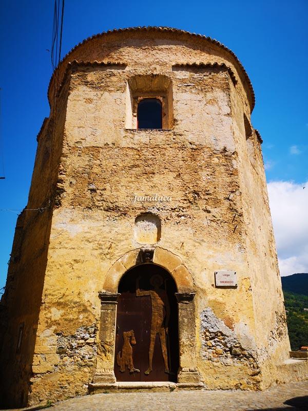 Fiumefreddo Bruzio Chiesa San Rocco