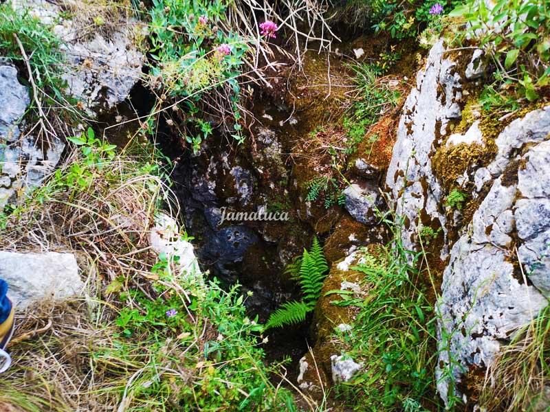 Grotta del Re Nilio Monte Tiriolo