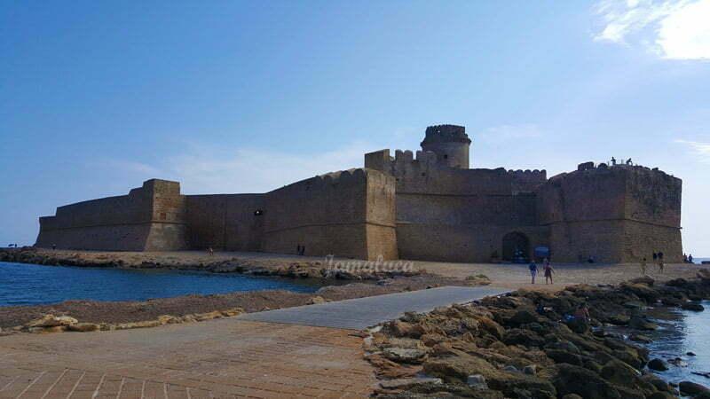 Le Castella Fortezza aragonese