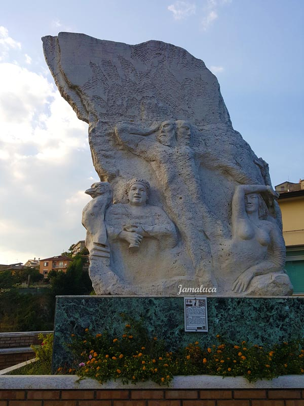 Monumento di Ulisse - Tiriolo
