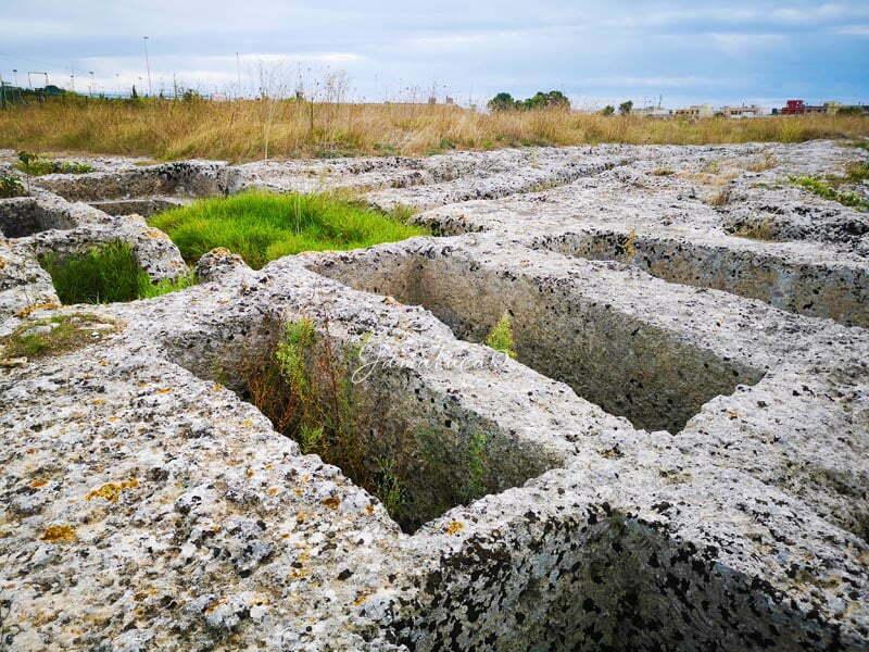 Tombe Parco archeologico Manduria