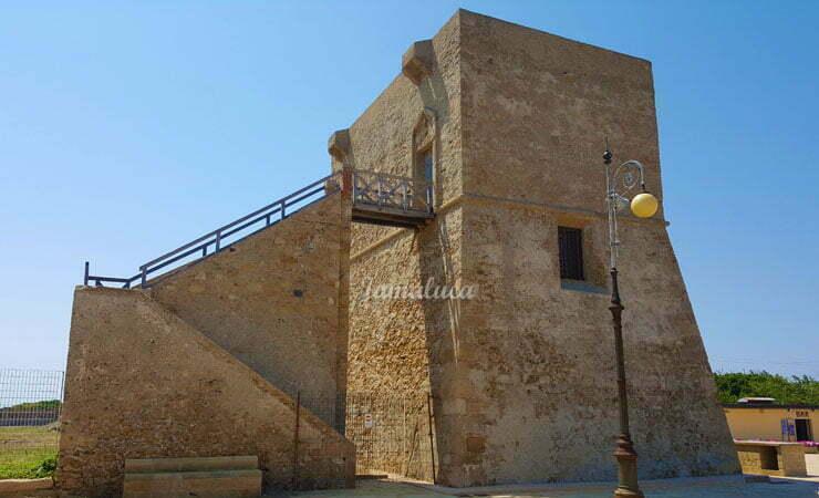 Torre Nao Capo Colonna