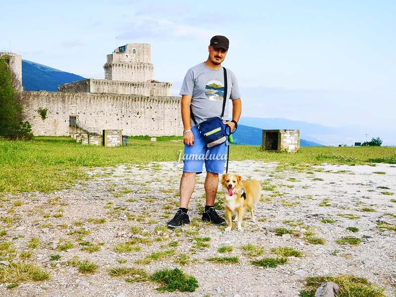 Umbria con il cane - Assisi