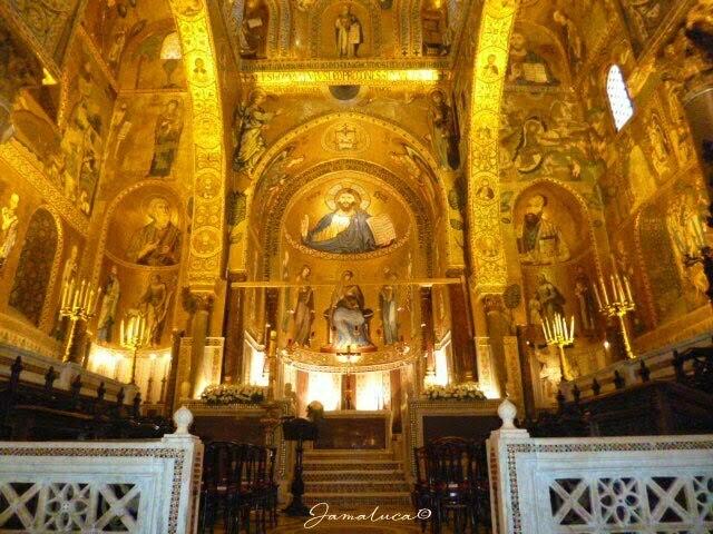 Cappella Palatina Sito Unesco Palermo