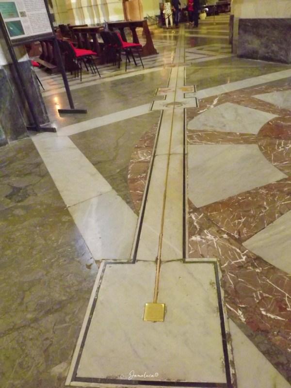 Cattedrale di Palermo - La Meridiana
