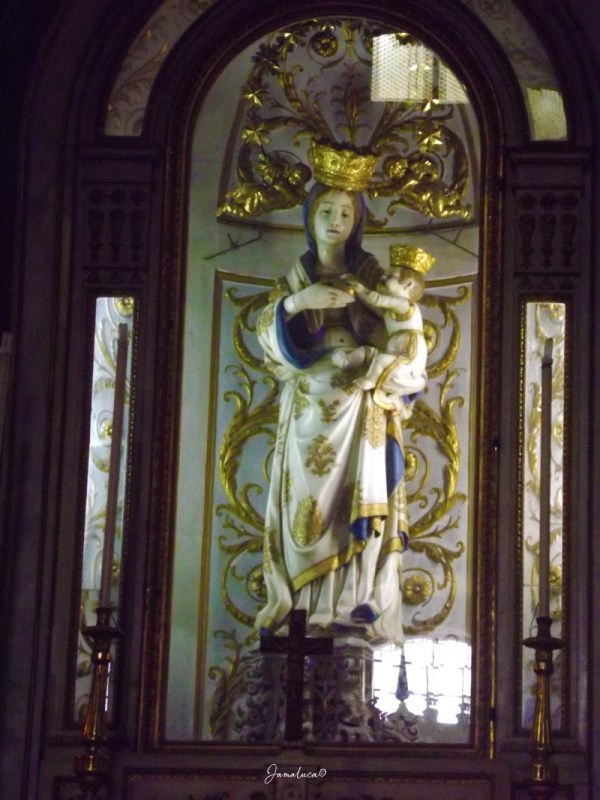 Cattedrale di Palermo - Madonna libera Inferni di Francesco Laureana