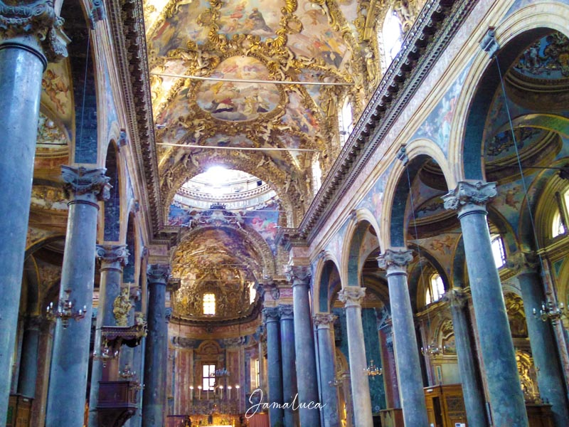 Chiesa di San Giuseppe dei Teatini Palermo