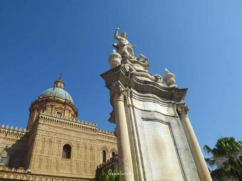 Capo Palermo Cattedrale