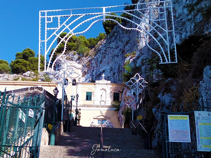Santuario di Santa Rosalia Palermo