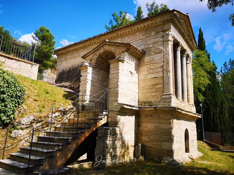 Tempietto del Clitunno Unesco
