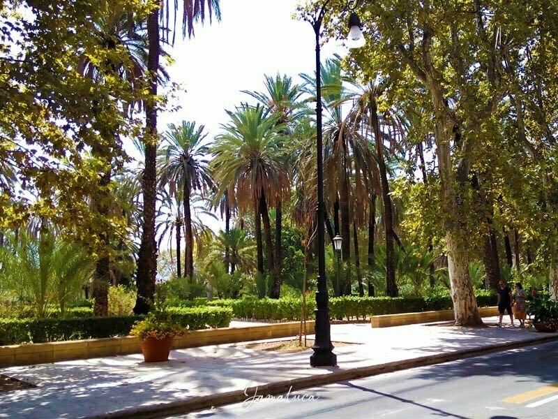 Villa Bonanno Palermo Albergheria
