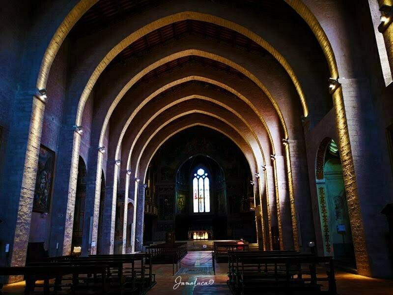 Cattedrale di Gubbio Santi Giacomo e Mariano