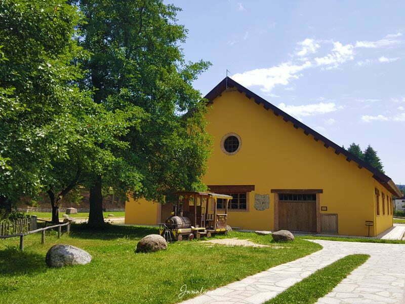 Centro visite Cupone Sila