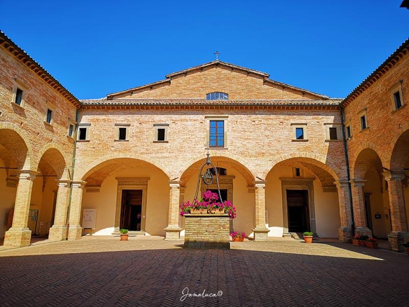 Basilica di Sant'Ubaldo - Gubbio