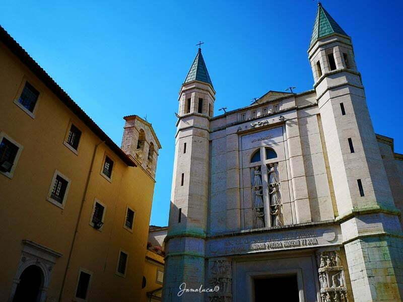 Basilica di Santa Rita a Cascia