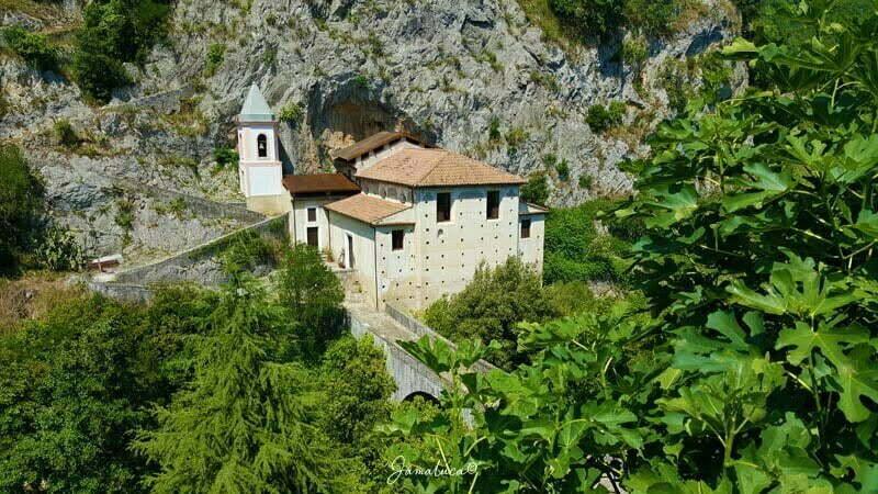 Santuario Santa Maria di Costantinopoli Papasidero