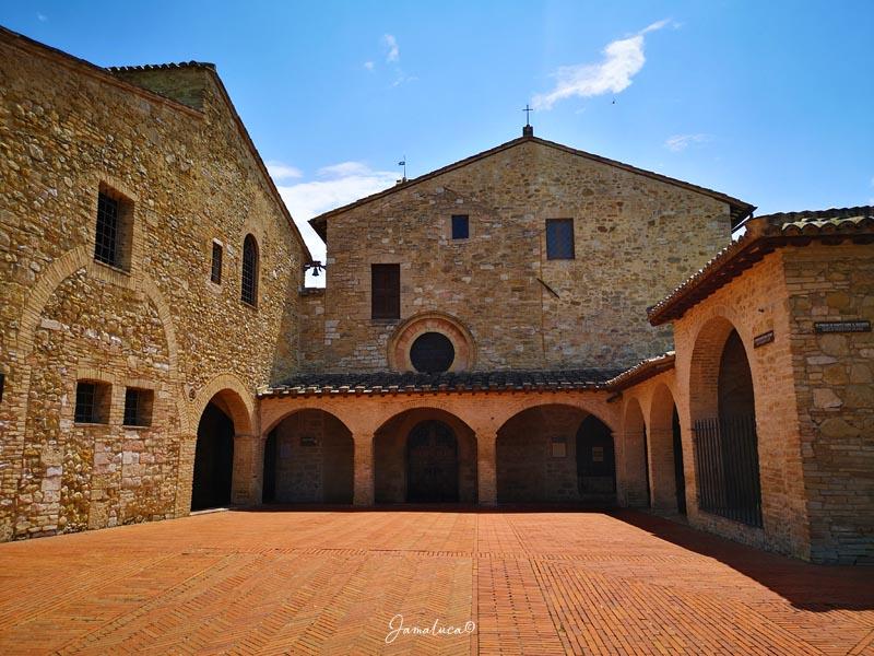 Chiesa di San Damiano Assisi
